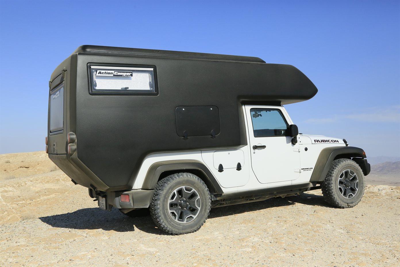 jeep actioncamper jku expedition ready pop up camper. Black Bedroom Furniture Sets. Home Design Ideas